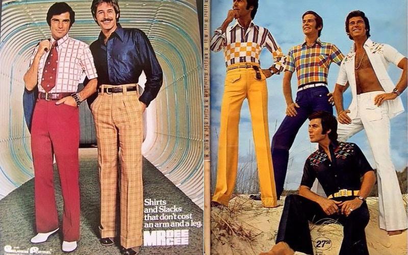 Style années 70