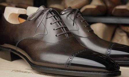 Chaussures bespoke Yohei Fukuda