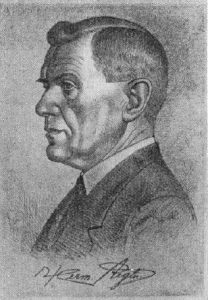 Hermann Aegler Portrait