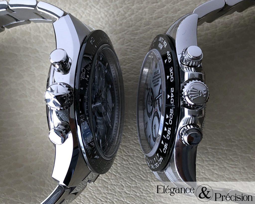 Zenith Chronomaster Rolex Daytona