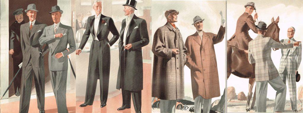 Gentleman d'antan Gentlemen