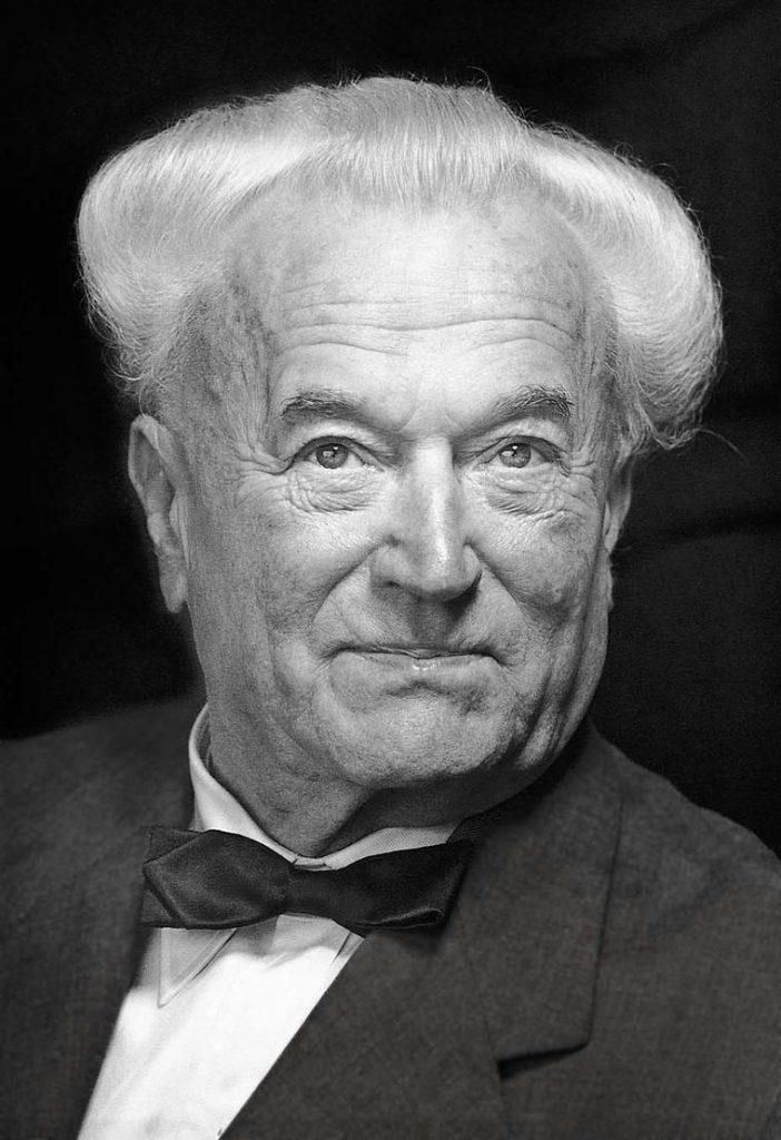 Hans Wilsdorf Gentleman