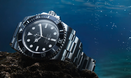 Rolex montre de plongée Submariner 114060