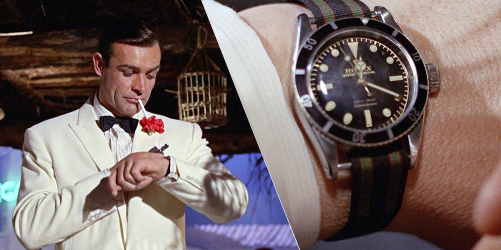James Bond Submariner
